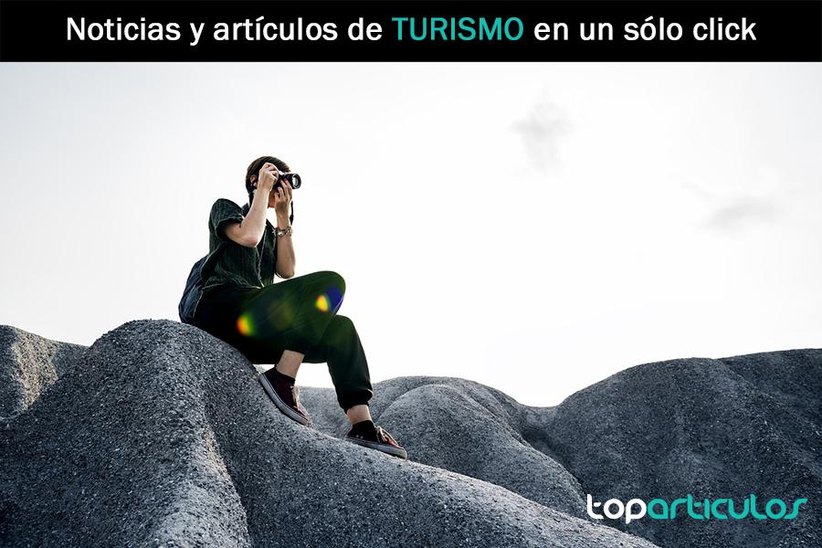 Sección de artículos de Turismo.
