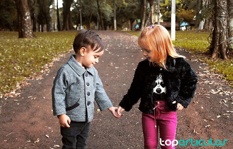 La última tendencia en moda infantil