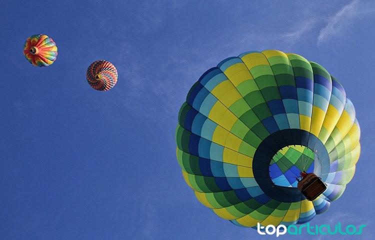Las mejores ofertas para volar en globo aerostático