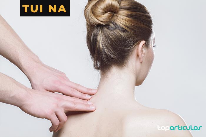 Tui Na - Tratamiento de digitopuntura