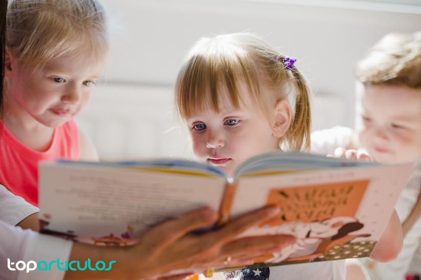 Enseña a tus hijos a leer con estos consejos