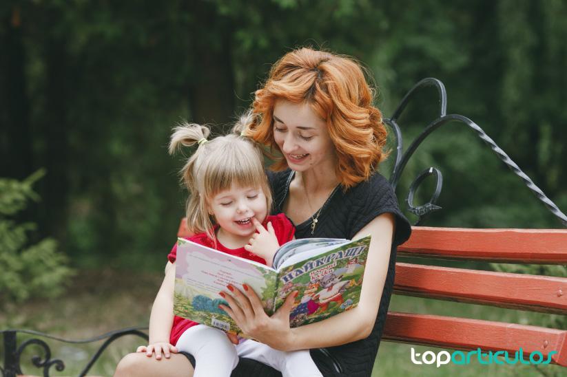 La paciencia y dedicación es importante a la hora de enseñar a tu hijo a leer