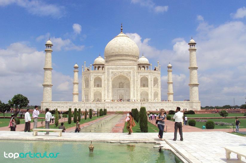 principales monumento en india que tienes que conocer