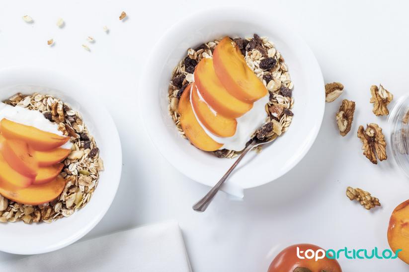 nueces y mango, perfectos para frenar los efectos de la menopausia.