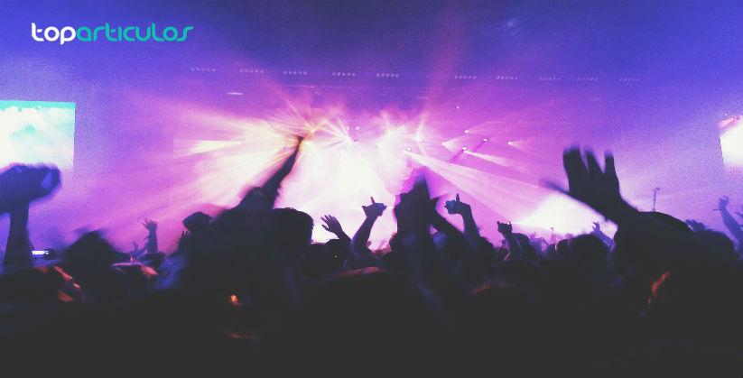 Ir a un concierto es una de las mejores experiencias de la vida