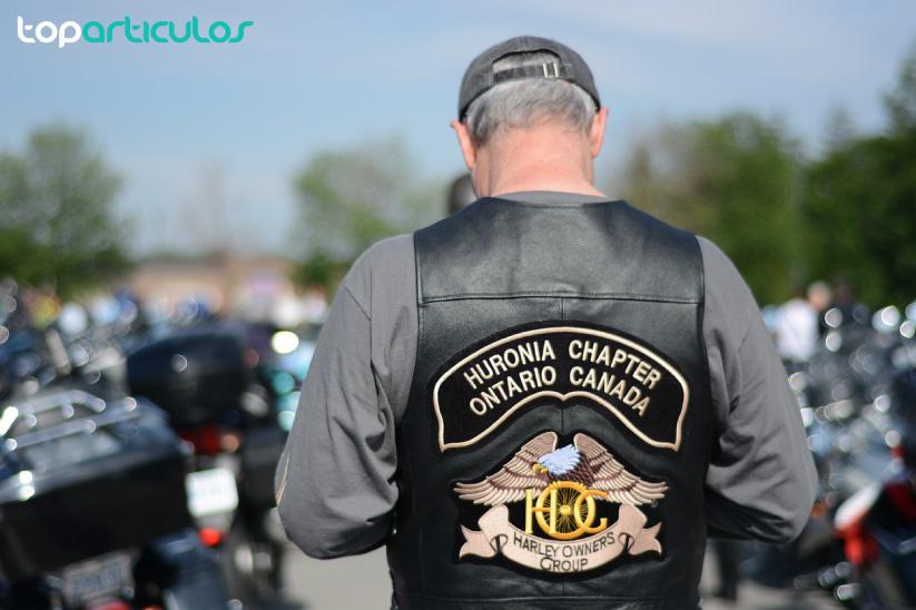 si te encanta el motociclismo, debes ir a una concentración de motos