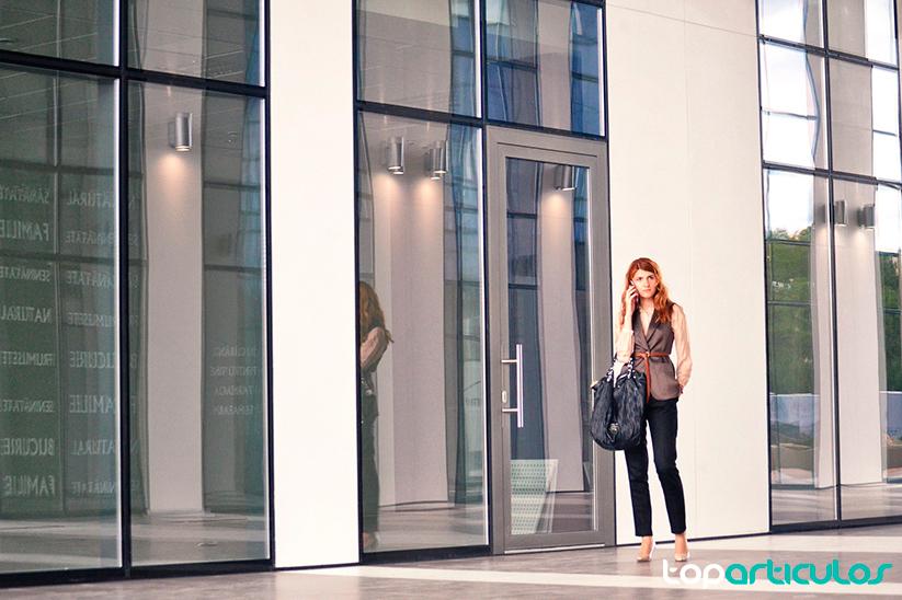 Edificio principal centro de negocios