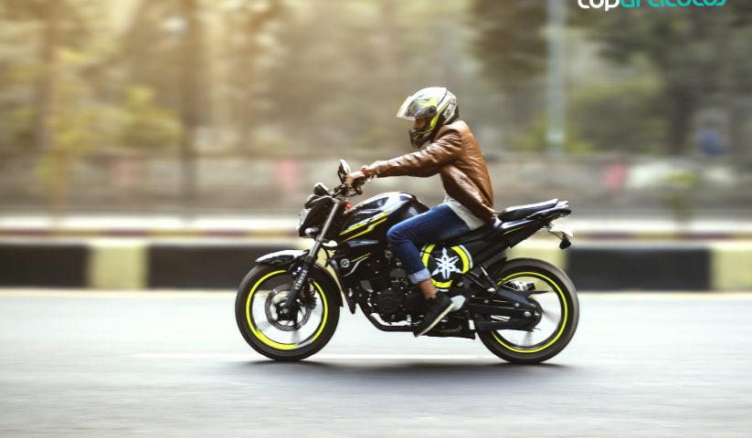 existe un grave peligro al llevar las llaves en el bolsillo mientras conduces en moto