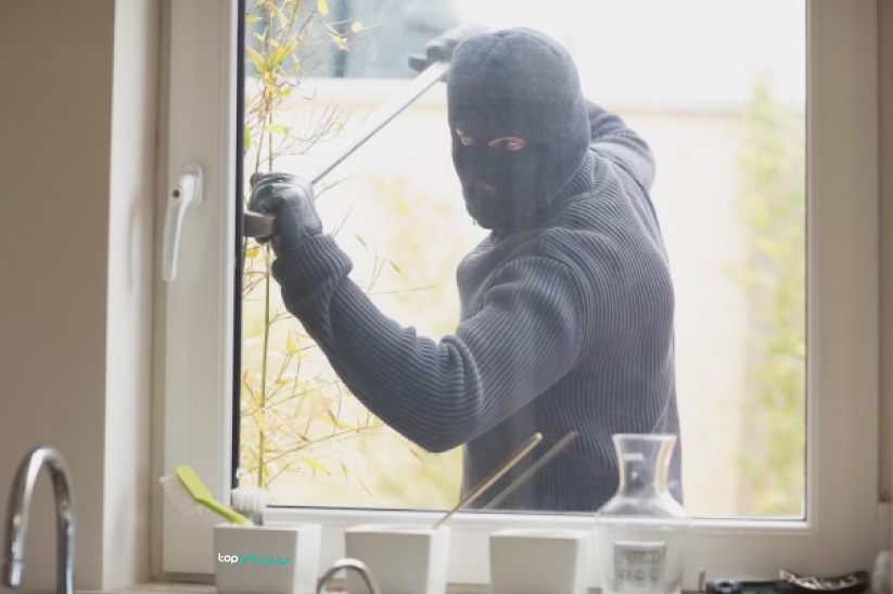 conoce los 10 métodos de robo más utilizados por ladrones