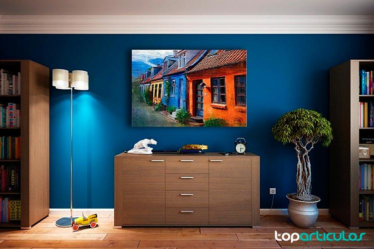 Interiorismo aplicado en una vivienda