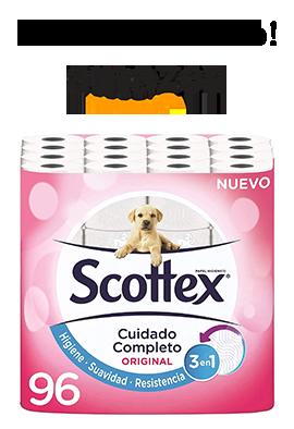 Papel Higiénico Scottex