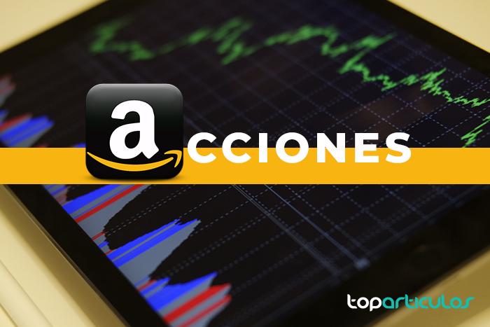 Las acciones de Amazon en el 2021