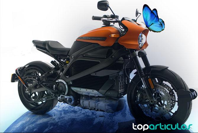 Moto eléctrica 100% ecológica